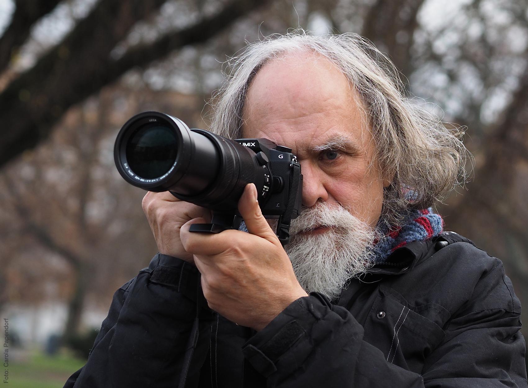 Lothar Schneeberger, Naturfotograf