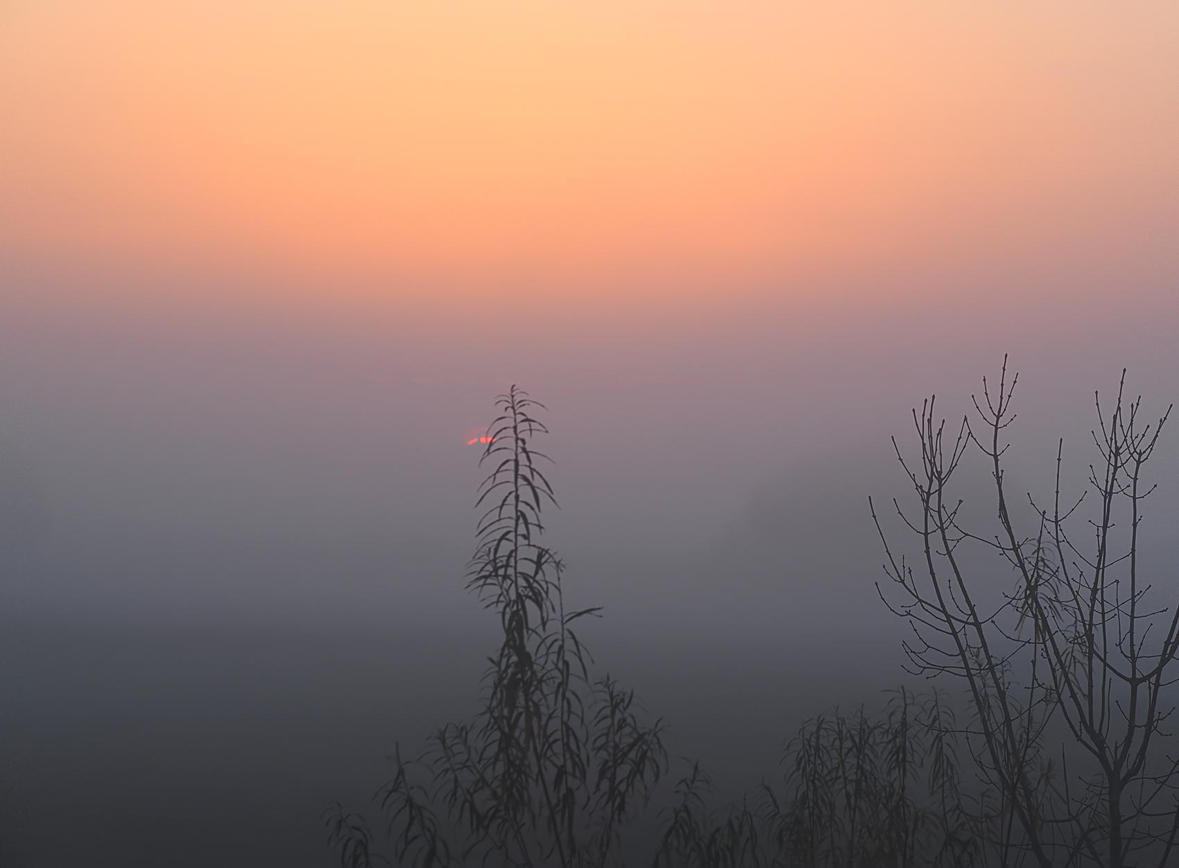 Sonnenaufgang über der Altmühl02